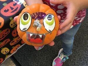 DIY Pumpkin Pets
