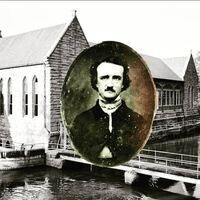 Poe at the Pump House