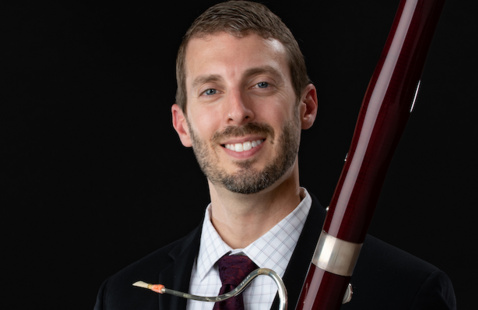 Bassoon Master Class with Dr. Nathan Koch