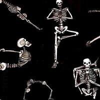 FallFest 2020 (Day 3- Graveyard Yoga)