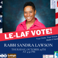 Le-Laf Vote!  | Multicultural Affairs