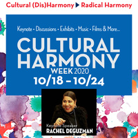 Cultural Harmony Week Keynote: The Urgency of Centering Blackness in Arts and Culture
