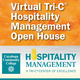 Virtual Tri-C Hospitality Management Open House