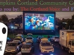 The Spooky Drive-In at Tompkins Cortland Community College