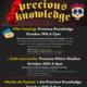 Noche de Poetas: I Am Precious Knowledge