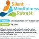 Silent Mindfulness Retreat