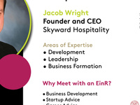 Entrepreneur in Residence: Jacob Wright