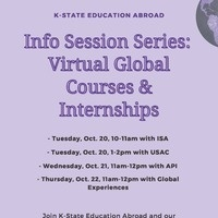 Virtual Education Abroad Opportunities with University Studies Abroad Consortium (USAC)