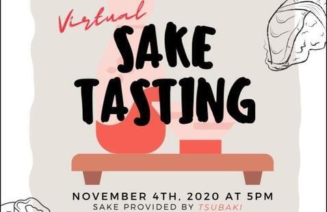 WSLS Sake Guided Tasting
