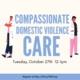 Domestic Violence Awareness Panel for Healthcare Professionals