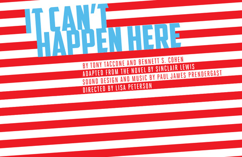 It Can't Happen Here - Radio Play