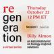 Regeneration: A Virtual Series @RISD's Nature Lab
