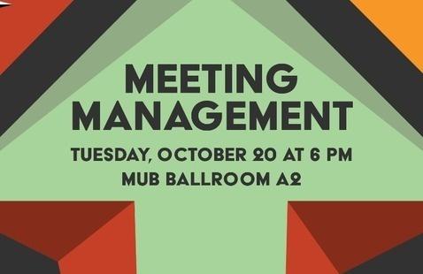 HuskyLead: Meeting Management
