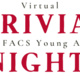 Trivia Night hosted by the FACS Young Alumni Council