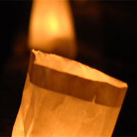 Letting Go of All That Hurts: Luminaries at the Lake