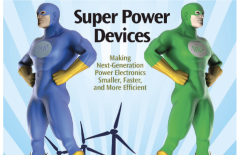 IEEE Power Electronics Magazine Cover
