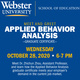 Applied Behavior Analysis: Meet and Greet