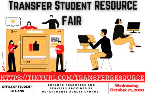 Transfer Student Resource Fair