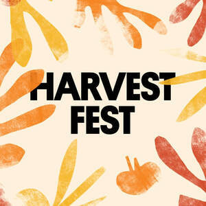 Harvest Fest: Food and Donation Drive