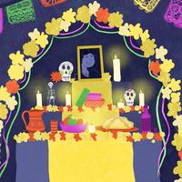 Hispanic Heritage Month: Dia de los Muertos Digital Exploration