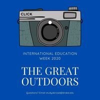 Photo Contest for International Education Week
