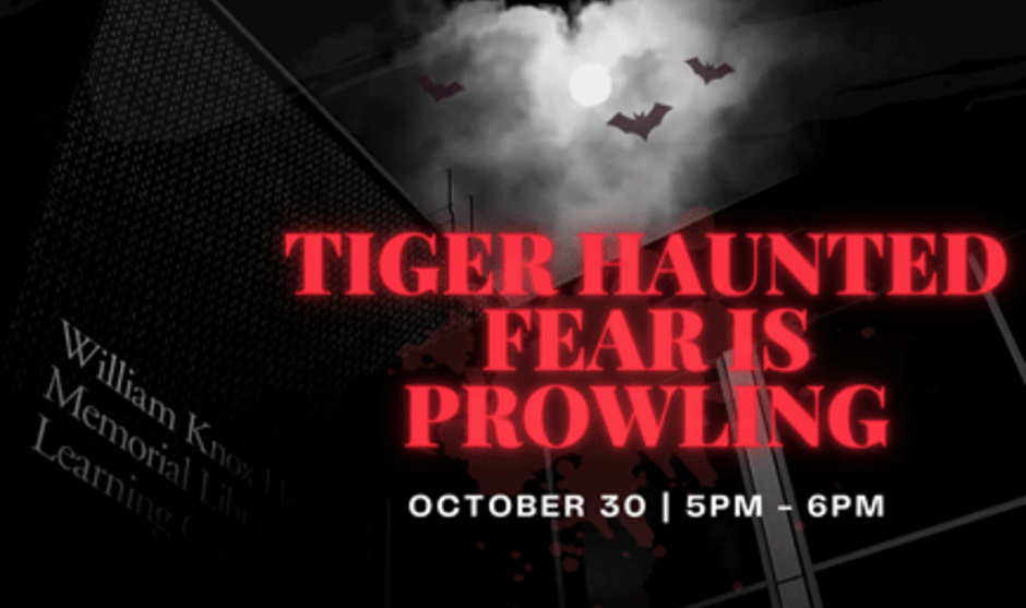Tiger Haunted: Fear is Prowling