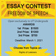 Free Speech Essay Contest