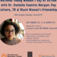 "National Young Women's Day of Action guest Dr. Danielle Fuentes Morgan: ""Pop Culture, TV & Black Women's Friendships"""