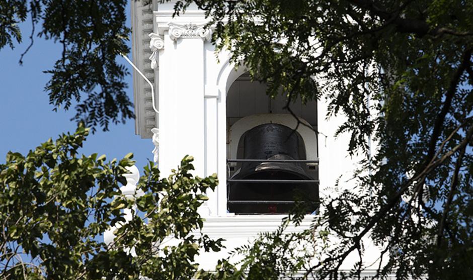 Memorial Church Bells