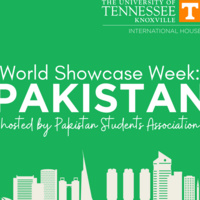 Pakistan World Showcase - Faculty Lecture