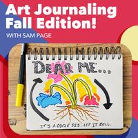 Art Journaling with Oakwood Arts