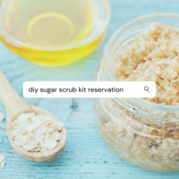 DIY Sugar Scrub Kits