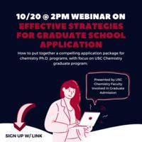 Effective Strategies for Graduate School Application