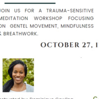 Meditation & Relaxation: Trusting the Body and Breath
