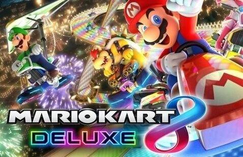 Mario Kart 8 Tournament Registration Deadline