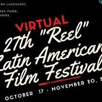 Banner 27th Virtual Reel Latin American Film Festival