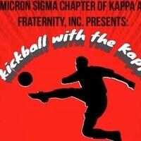 Kickball with the Kappas