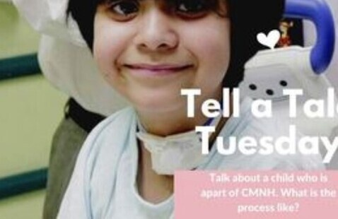 Stand For the Kids Week: Tell a Tale Tuesday