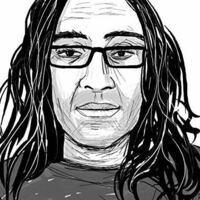 Illustration of Mauricio Cordero