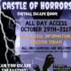 Castle of Horrors - Virtual Escape Room
