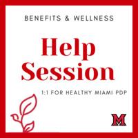 Virtual Healthy Miami Help Session