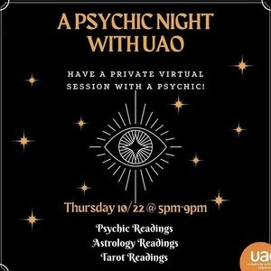 A Psychic Night with UAO