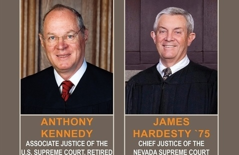 Leading Voices: Justice Anthony Kennedy and Justice James Hardesty