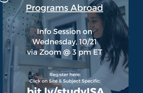 ISA info session