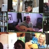 Virtual Community Jam Session