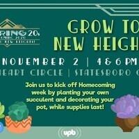 UPB SBORO | Grow to New Heights