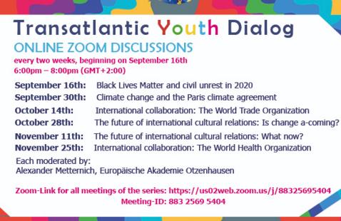 Transatlantic Youth Dialogs