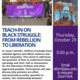 AFAM's Teach-in for Black Struggle