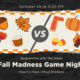 Fall Madness Game Night