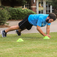 Pop-Up Fitness: Athletic Conditioning